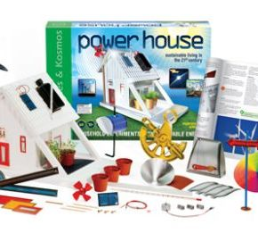 Thames & Kosmos: Power House V2. Sustainable Living in the 21st Century