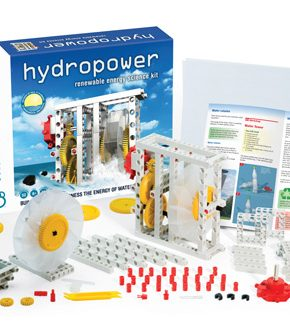 Hydropower Renewable Energy Science Kit Thames & Kosmos