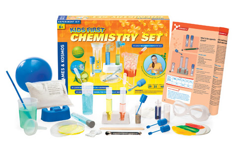 Kids First Chemistry Set Thames and Kosmos