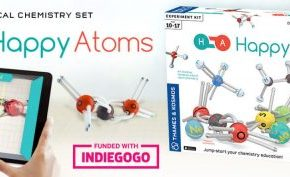 Happy Atoms by Thames & Kosmos