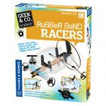 Rubber Band Racers Thames and Kosmos